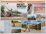 Wicket worship : 'Gully' Cricket- Cricket in our Backyards.