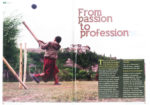 From Passion To Profession