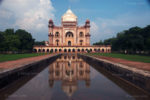 Safdarjung's Tomb. The Flawed Mughal Monument