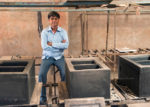 The Clay Refrigerator  Man: He Makes all  Appliances out  of Clay.