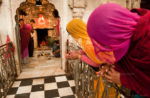 Temple Freak Show in Bikaner, Rajasthan