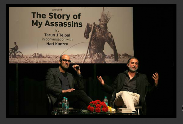 Tarun Tejpal  and The Story of his Assassins.